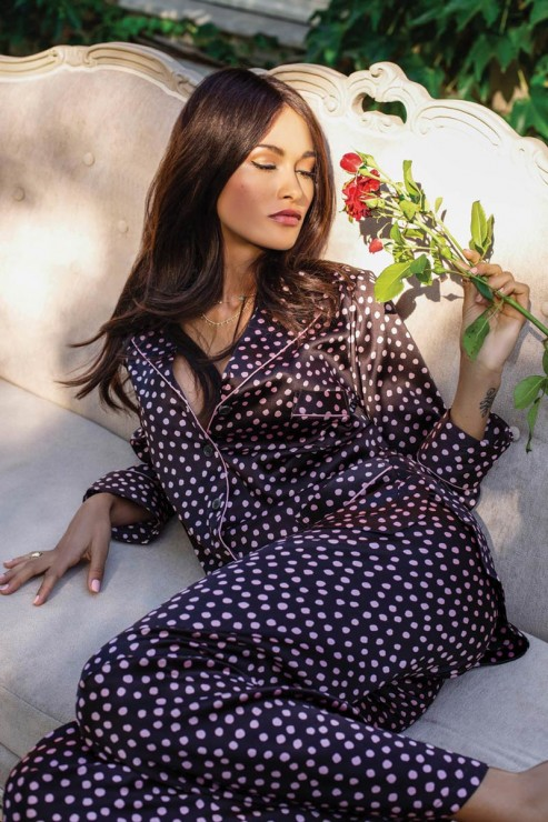 Marjolaine - Silk Pajama Set - 4MIT5501-0200