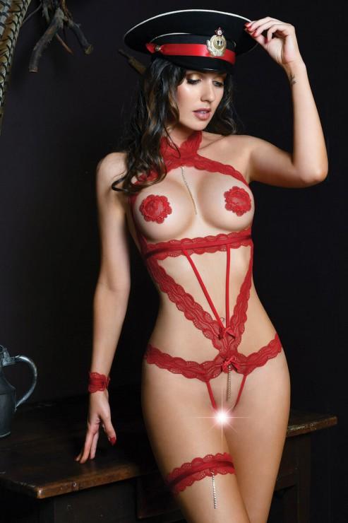 Luxxa - Open Body Harness - Kepi Line