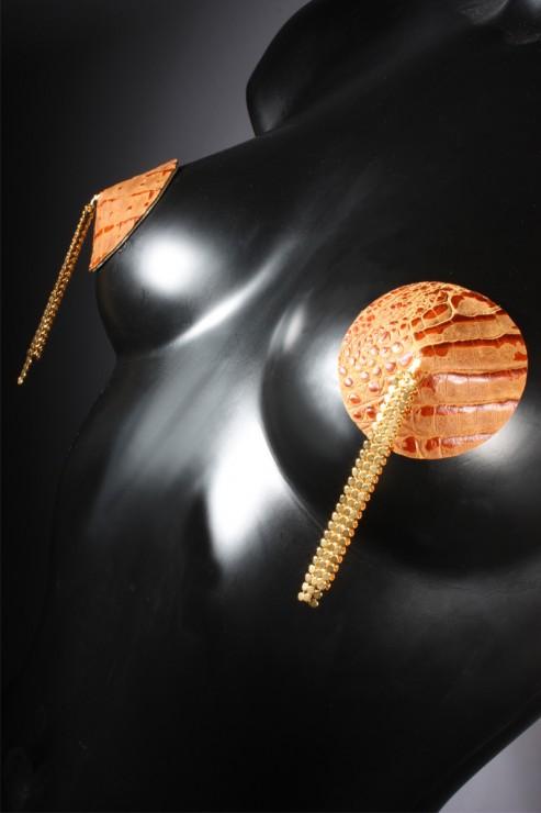Boudesque Nipple Pasties - Burlesque Pasties - B1