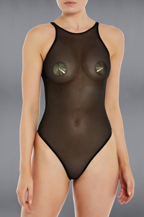 Bordelle Lingerie - Ula Body - Black