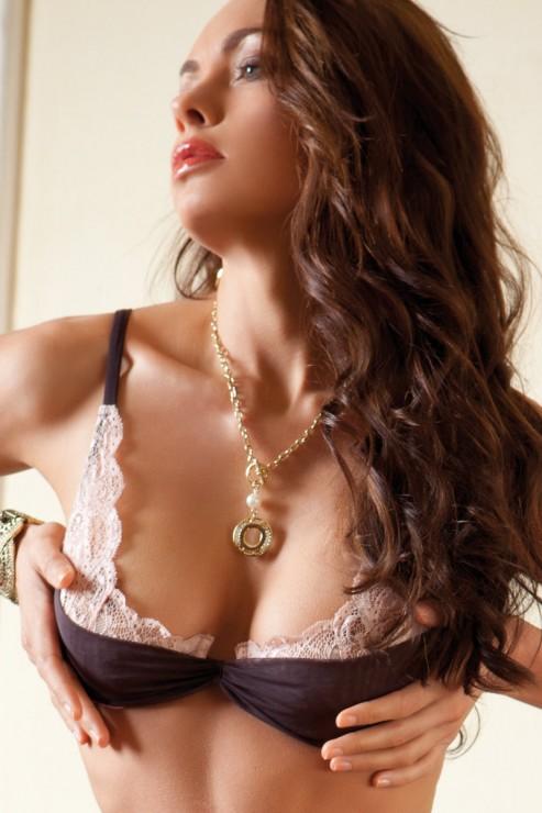 Cotton Club - Lace Bra - Brighella