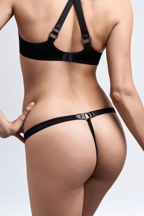 Marlies Dekkers - Femme Fatale Thong - Black