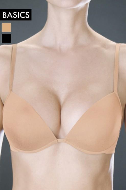 Ritratti Basics - Push up Bra - Nude