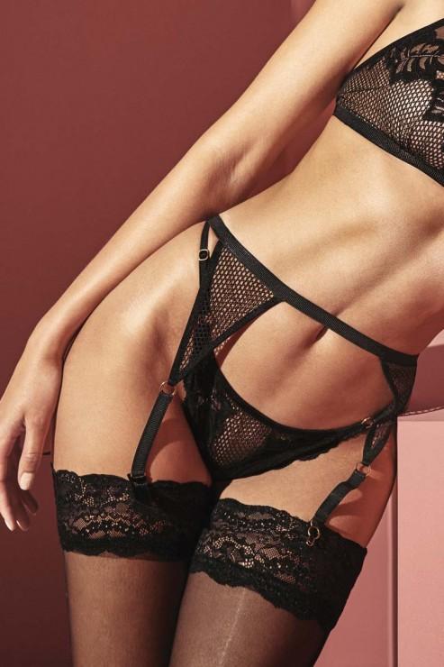 Bracli - London Suspender - Black