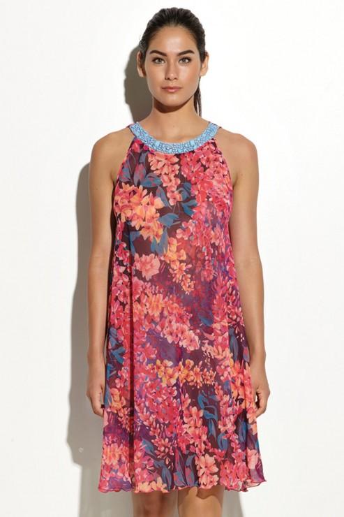 Luna di Seta - Beach Dress - LCA1007-0302