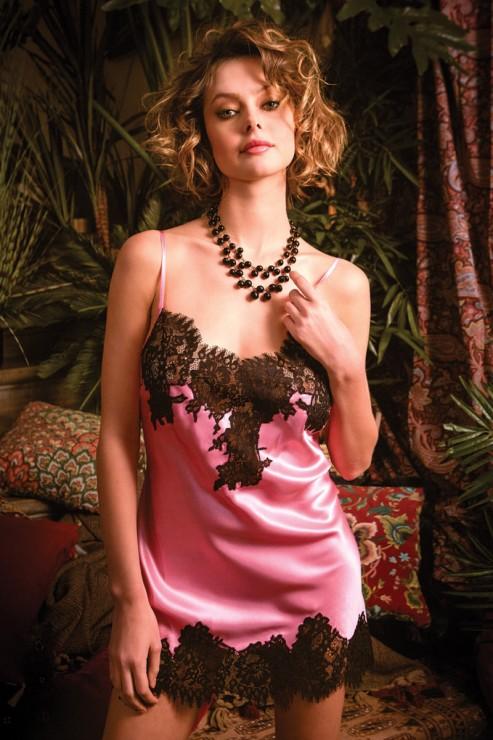 Marjolaine - Silk Slip Dress - 3LYL0301-0904