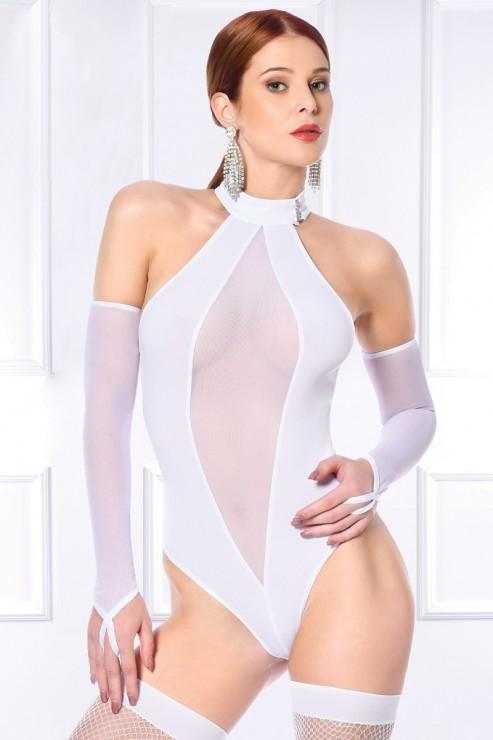 Maison Catanzaro - Rose Body - Thong Body - Playsuit
