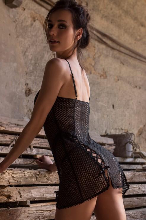 Marjolaine - Slip Dress - 8COQ0102-0096