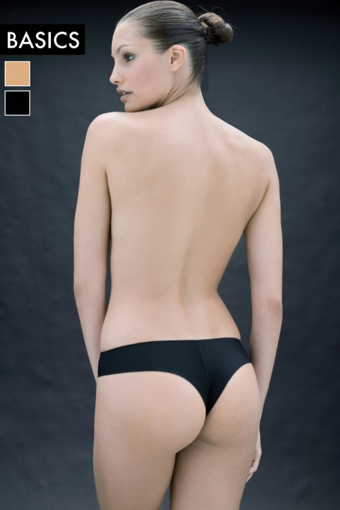 Ritratti Basics - Brazilian Panties - Nude