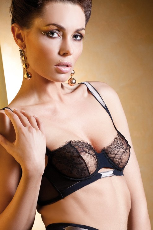 RCrescentini - Wired Bra - Delizia